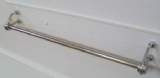 Metlex Mercury 24 inch Long Chrome Towel Rail - 01016129